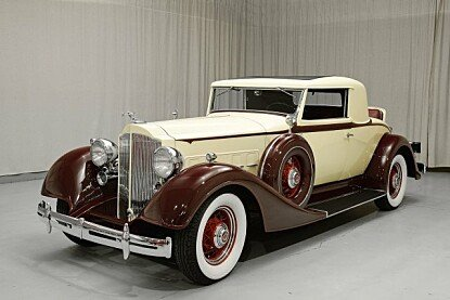 1934 Packard Super 8 for sale 100753186